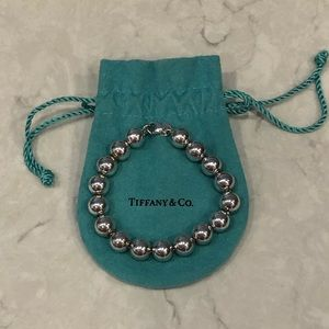 Tiffany & Co Bead Ball Bracelet